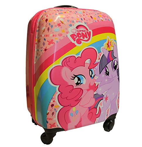 Trademark Collections Hard Suitcase