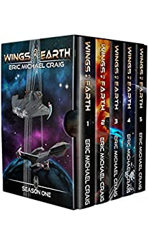 Wings of Earth: Season One: Complete 5 Book Set by [Eric Michael Craig]