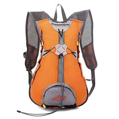 Lixada Cycling Backpack 20L Waterproof Bicycle Backpack Mountaineering Daypack Breathable Shoulder Bag for Men Women Outdoor Travel Sports Camping Hiking