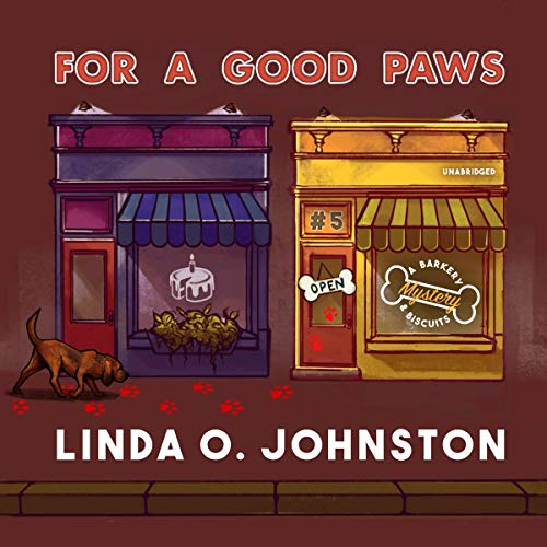 For a Good Paws By cover art