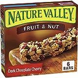 Nature Valley Chewy Trail Mix Granola Bar, Dark Chocolate Cherry, 7.4 oz, 12 ct