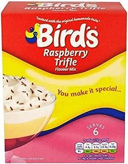 Bird's Raspberry Trifle Mix - 141g (0.31lbs)