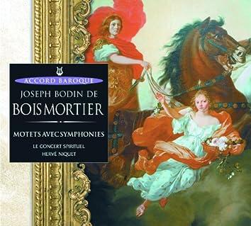 Boismortier: Motets avec Symphonies