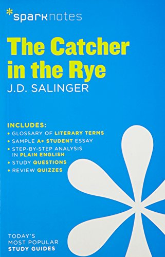 The Catcher In The Rye (SparkNotes Literature Guide)