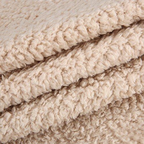 Product Image 3: furrybaby Premium Fluffy Fleece Dog Blanket