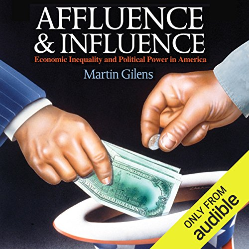 Affluence and Influence audiobook cover art