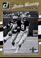2016 Donruss #197 Archie Manning New Orleans Saints