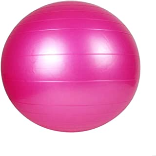 QCRLB Yoga Ball, Thicken Explosion-Proof Gym Ball Environmental Protection Tasteless Pregnant Women Midwifery Ball (Color : #1, Size : 65cm)