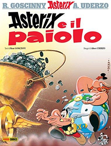 Asterix e il paiolo (Italian Edition)