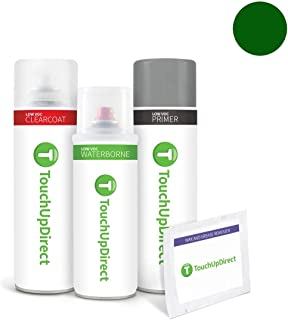 TouchUpDirect for Ford Exact Match Automotive Touch Up Paint - Amazon Green Metallic (SU/M6922/M6923)