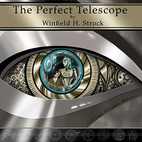The Perfect Telescope audiobook cover art