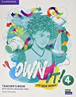 Own it! Level 4 Teacher's Book with Digital Resource Pack (New Lower Secondary Courses)