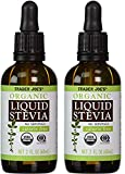 Trader Joe's Organic Liquid Stevia Extract 2 FL. oz, (2 Packs)