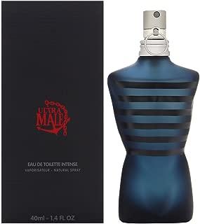 Ultra Male by Jean Paul Gaultier for Men 1.3 oz Eau de Toilette Intense Spray
