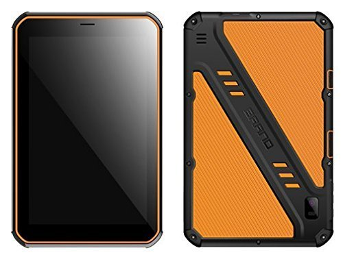 """Android Rugged IPS 8.0"""" Tablet POPULUS P200 Waterproof"""
