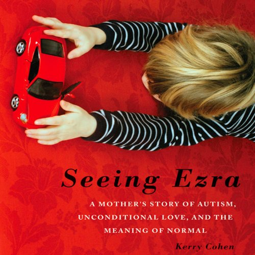 Seeing Ezra audiobook cover art