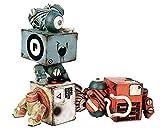 World War Robot: 3Ago Bomb V2 Square Figure Set