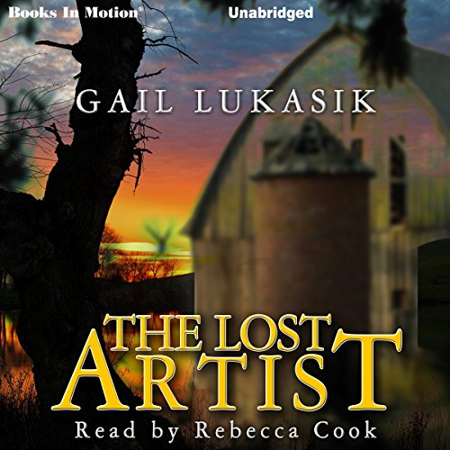 The Lost Artist audiobook cover art