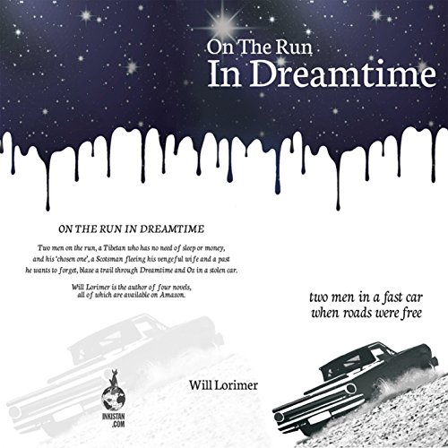 On the Run in Dreamtime cover art