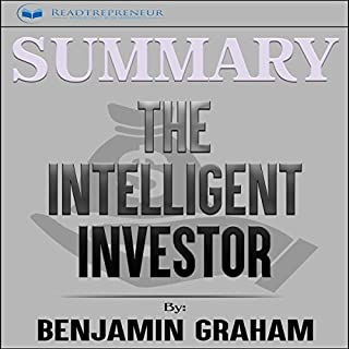 Summary: The Intelligent Investor: The Definitive Book on Value Investing audiobook cover art