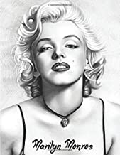 Marilyn Monroe: Marilyn Monroe Notebooks & Journals (Composition Book Journal) (8.5 X 11 Large)(110 Pages)
