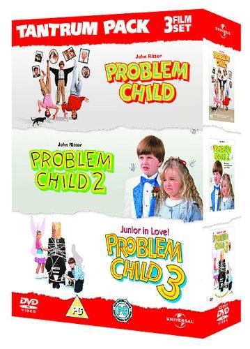 Problem Child 1-3 [Reino Unido] [DVD]
