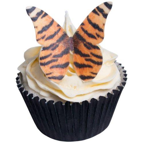 12 Stunning Tiger Design Butterflies