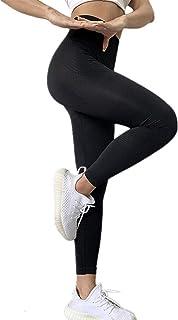 Yoga Seamless Leggings Gym Yoga Pants, Women High Waist Yoga Leggings, Sport Women Fitness Clothing Sport Pants Women Spor...
