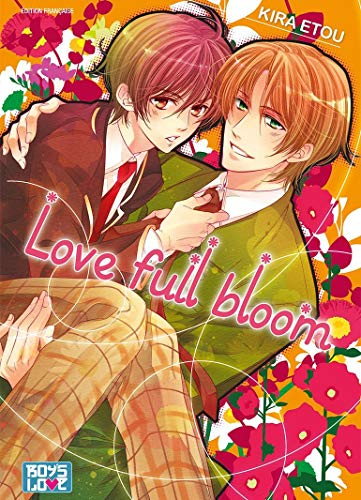 Love Full Bloom - Livre (Manga) - Yaoi