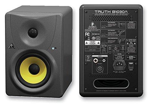 Lautsprecher, Active Studio Monitors-Pair Truth B1030A von Behringer & Best Preis quadratisch