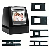 Winait Max 22MP High Resolution 35mm/135 Film Scanner Negative/Slide Film Converter (Black)