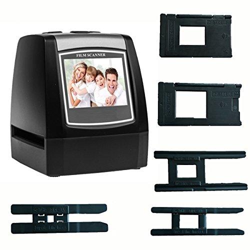 Winait Max 22MP High Resolution 35mm/135 Film Scanner Negative/Slide Film...