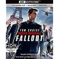 Mission: Impossible - Fallout (4K UHD + Blu-ray + Digital)