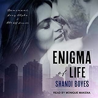 Enigma of Life     Enigma Series, Book 1              By:                                                                                                                                 Shandi Boyes                               Narrated by:                                                                                                                                 Monique Makena                      Length: 10 hrs and 16 mins     Not rated yet     Overall 0.0