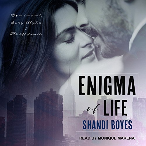Enigma of Life audiobook cover art