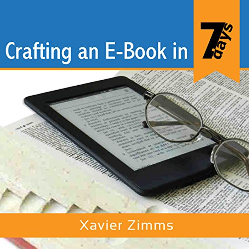 Crafting an eBook in 7 days audiobook cover art