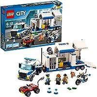 LEGO 60139 City Police Mobiele commandocentrale speelgoed set