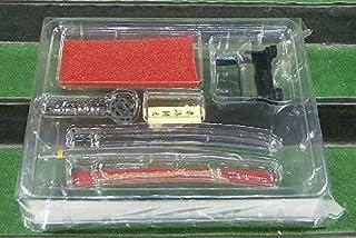 武Ⅰ(もののふ)MONONOFU 世界の名刀&武器シリーズ 17 「赤漆拵え」 観賞用フィギュア 刀 兜 槍 鉾 盾 ソード