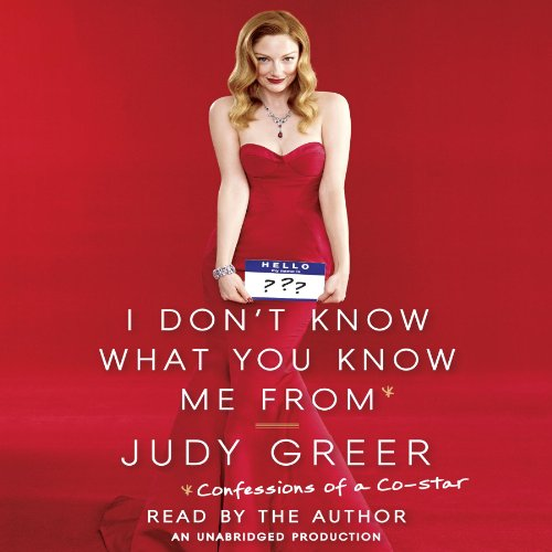 I Don't Know What You Know Me From audiobook cover art