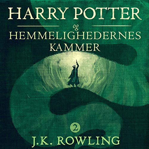 Harry Potter og Hemmelighedernes Kammer audiobook cover art