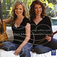 Songs Without Words by Karin Schaupp (2006-05-01)