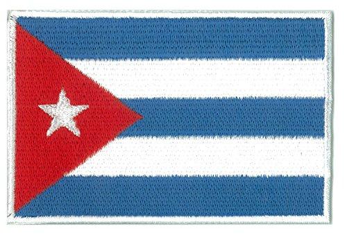Gepatcht wappen flagge Kuba