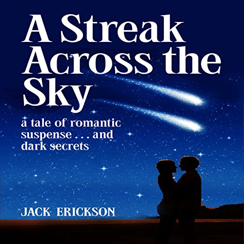 A Streak Across the Sky audiobook cover art