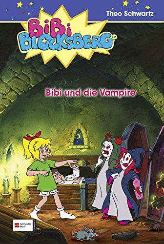 Bibi Blocksberg, Band 13: Bibi und die Vampire