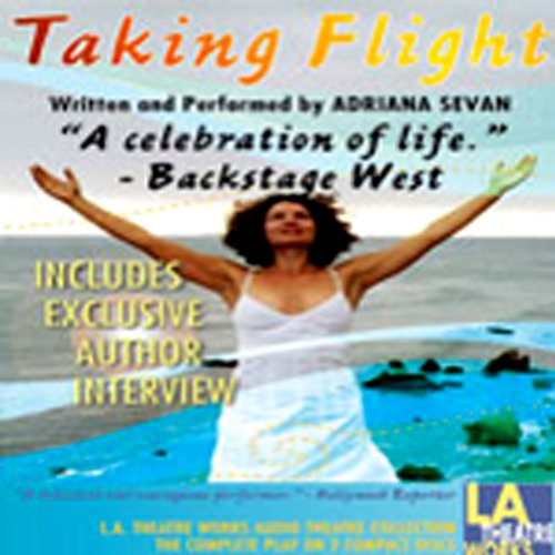 Taking Flight audiobook cover art