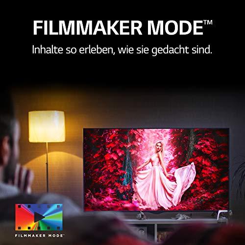LG 55NANO867NA 139 cm (55 Zoll) NanoCell Fernseher 100 Hz [Modelljahr 2020] - 10