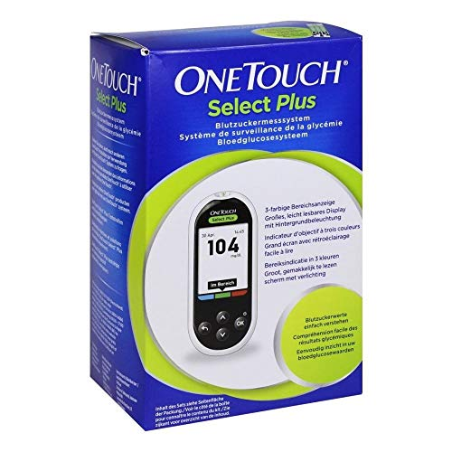OneTouch Select Plus Blutzuckermessger�t mg/dL, 1 St