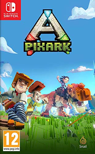 PixARK - Nintendo Switch [Importación italiana]