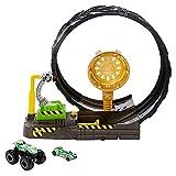 Hot Wheels Looping Épico Pista de coches de juguete, regalo para niños +4 años (Mattel HBH70), Embalaje sostenible