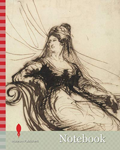 Notebook: Portrait of a Lady, called Mademoiselle Sontag, Circle of John Hayter,...